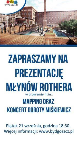 Prezentacja Młynów Rothera