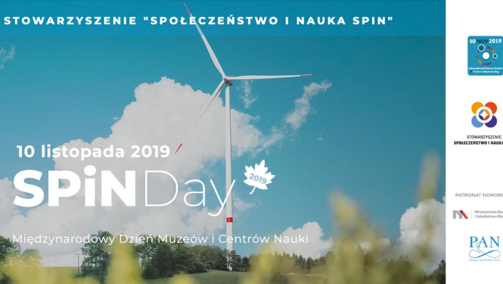 Zapraszamy na SPiN Day 2019